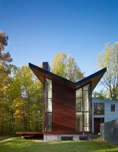 Roof Architecture Don T Let It Go Over Your Head Roof Architecture Butterfly Roof House Roof