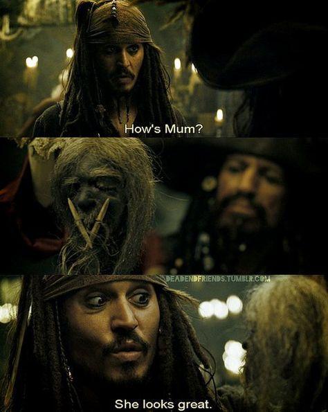 Pirates Of The Caribbean Cinema Capitano Jack Sparrow
