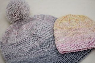 4ee924c80 Faintly Faded Hat, Free knitting pattern: This simple colorwork ...