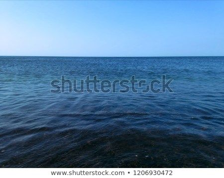 Sea Water Landscape Of Seririt Beach At Buleleng Regency North Bali Indonesia