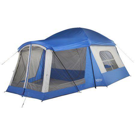 Wenzel 8 Person Cabin Tent Walmart Com Barraca Toldos Vamos Fugir