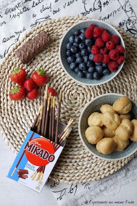Mikado-Obst-Spieße