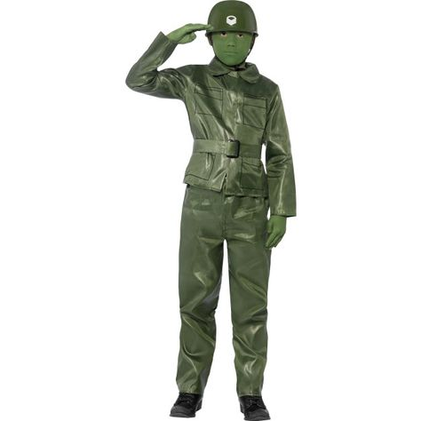 Toy Soldier Costume. novelties direct.co.ukToy