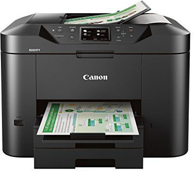 Canon Office and Business MB2720 Wireless Allinone Printer Best