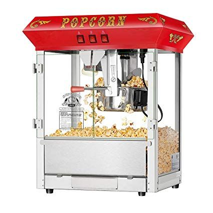 Superior Popcorn Company 4625 Hot And Fresh Countertop Style