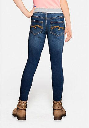 purchase authentic official supplier super cute Girls' Jeans & Jeggings | Shop Justice | Justice | Justice ...