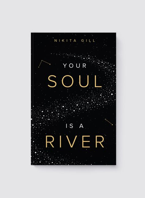 Your Soul is a River, a Book by Nikita Gill | Shop Catalog