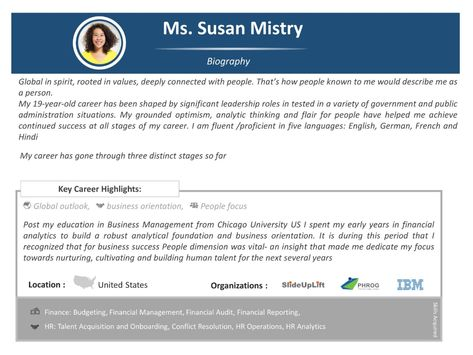 Biography Powerpoint Template Powerpoint Templates Resume Templates Business Plan Template