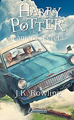 Harry Potter Y La Camara Secreta Tapa Blanda 1 Jun 2015 Libros De Harry Potter Harry Potter Descargar Libros En Pdf