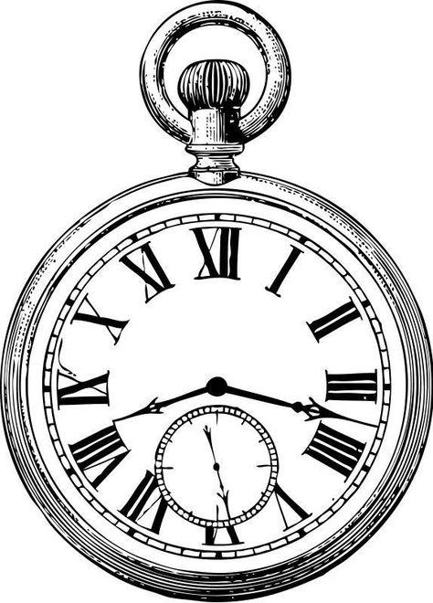 Ausmalbilder Uhr Mit Zeiger   Aiquruguay