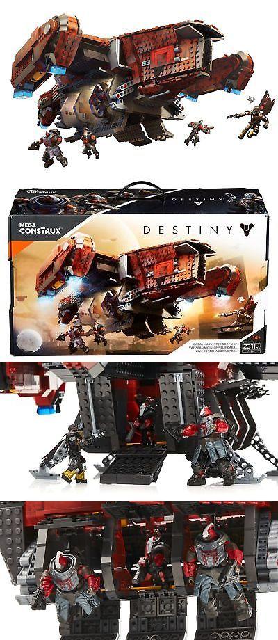 Mega Bloks Building Toys 52338: Mega Construx Destiny