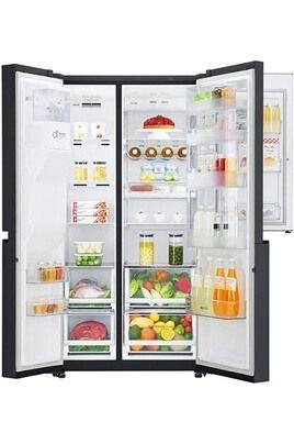 Refrigerateur Americain Lg Gss6676mc En 2020 Refrigerateur Americain Frigo Americain Et Refrigerateur Americain Lg