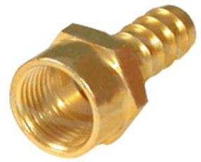 Brass Female Hose Collar Fittings Brass Hose