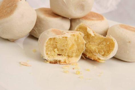 Resep Cara Membuat Bakpia Pathok Enak Khas Jogja Berikut Praktis Mudah Dan Sederhana Memasaknya Bakpia Kurnia Sari Bakp Makanan Resep Resep Masakan Indonesia