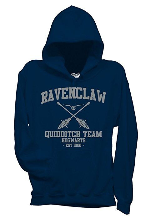 Sweatshirt RAVENCLAW QUIDDITCH HARRY POTTER FILM by Mush Dress Your Style