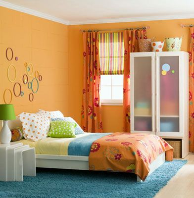 Bryan Burnett (bryansquire) on Pinterest - Orange Bedrooms