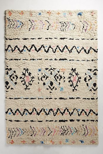 Moroccan Inspired Rugs Style