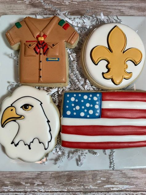 Eagle Scout Cookies, Boy Scout Cookies