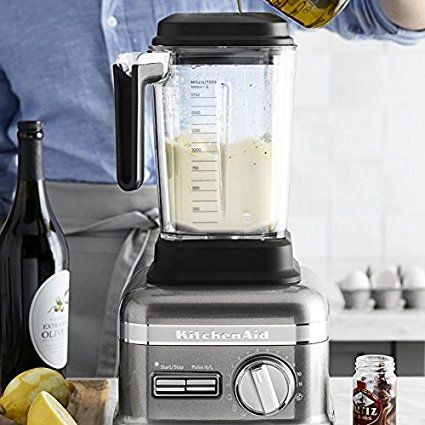 Kitchenaid Pro Line Blender Updated Model With New Three Pre Set Adapti Blend Functions Smoothies Juices And Soups Excl Kitchen Aid Blender Kitchenaid Pro
