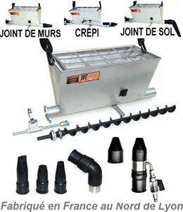 Jointoyeuse Machine A Crepir Combi Crepi Joint Joint Combi Fabrique
