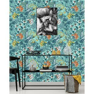 Peel And Stick Removable Wallpaper You Ll Love In 2020 Wayfair Wallpaper Panels Peel And Stick Wallpaper Brick Wallpaper