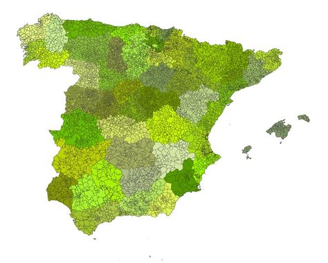 Mapas Vectoriales De Espana Y Del Mundo Planos Callejeros