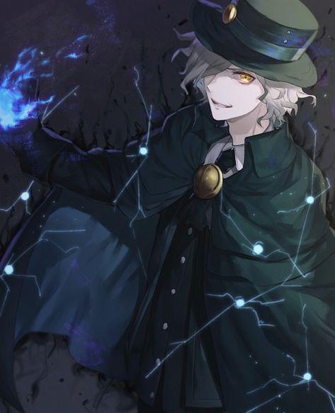 FGO Fate//Grand Order Avenger Edmond Dantès Dantes The Count of Monte Cristo Wig