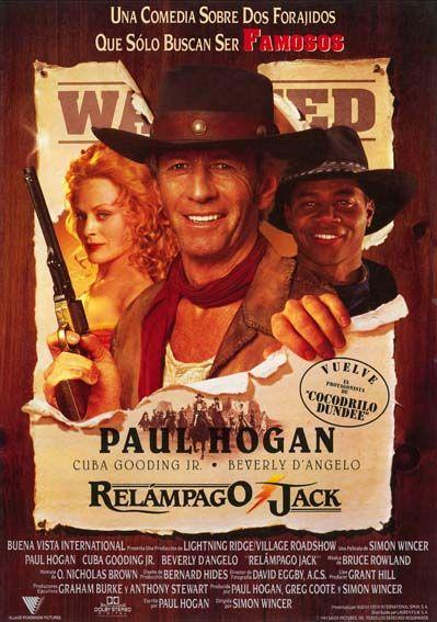 Relampago Jack 1994 Tt0110353 Esp Cine Western Peliculas Completas Peliculas