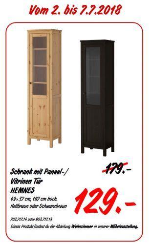 Ikea Hemnes Schrank Mit Paneel Vitrinen Tur Ikea Hemnes