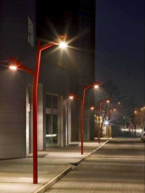 Botree Gineico Lighting Outdoor Streetscape