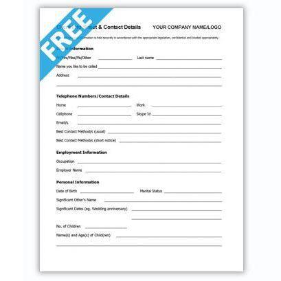 Client Info Sheet Template Coaching Tools From The Coaching Tools Company Com Coaching Tools Coaching Free Coaching