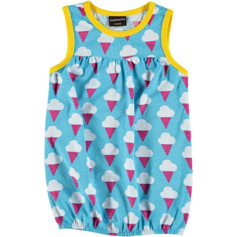 e165f5de3c13cf Ice Cream Balloon Tunic - ittikid • Scandinavian Children s Clothes -  Scandinavian Baby and Kids Clothes