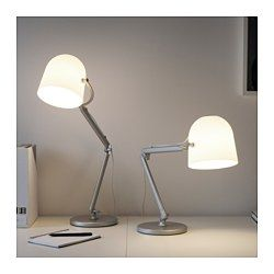 IKEA - SVIRVEL, Lampada da lavoro, , Puoi orientare facilmente la luce dove vuoi…