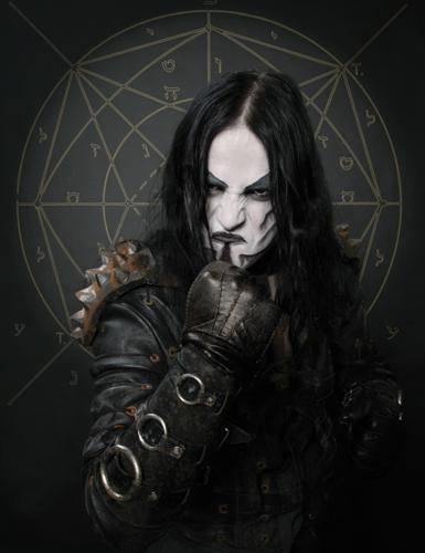 Pin By Melissa Moore On Shagrath Black Metal Art Dimmu Borgir Heavy Metal