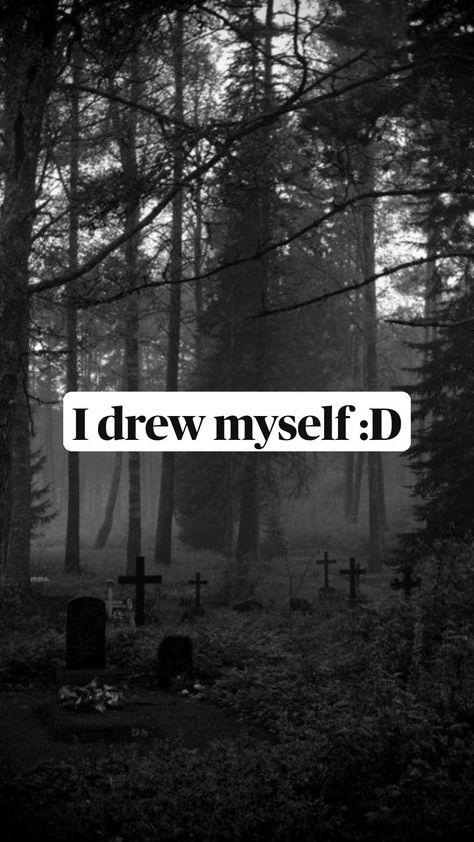 I drew myself :D