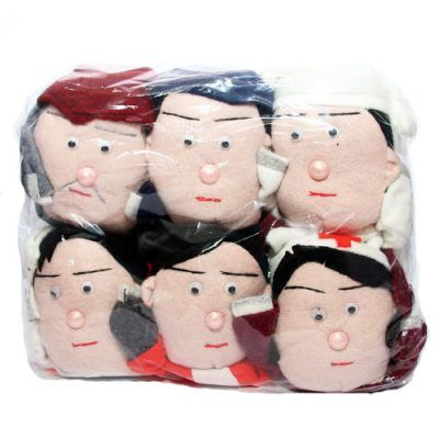 Mainan Boneka Tangan Macam Macam Profesi Mainan Edukasi Mainan Boneka