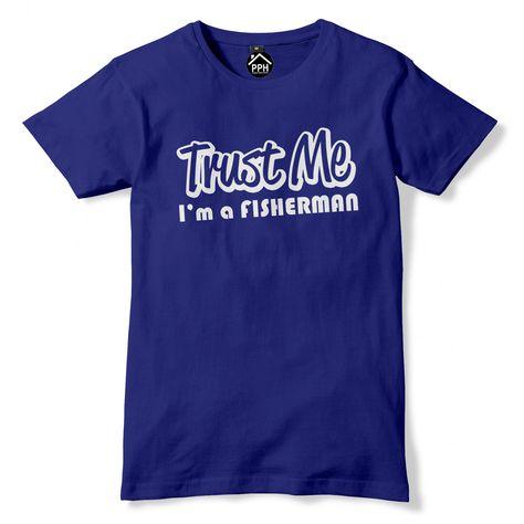 5a589358 Fishing Tshirt Mens Funny Fish t shirt Angling Carp Fathers Day Gift  Present Dad | eBay