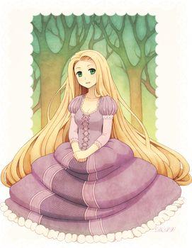 #rapunzel - DeviantArt