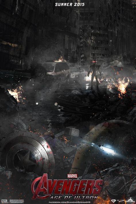 The Avengers Fan Art: Avengers: Age of Ultron (Fan Made) Teaser