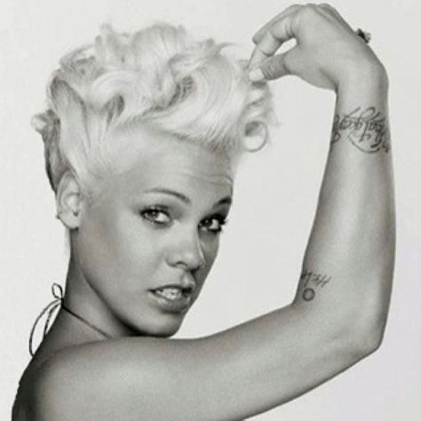 P!NK... one of my all time favorite people.