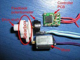 Complete Motor Guide For Robotics Motor Robot Rc Servo