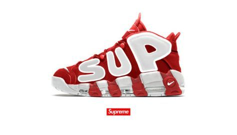 best service 0a09d cb379 ... Preview Supreme x Nike Air More Uptempo Gold - EU Kicks Sneaker Magazine  Street Sneakers Pinterest ...