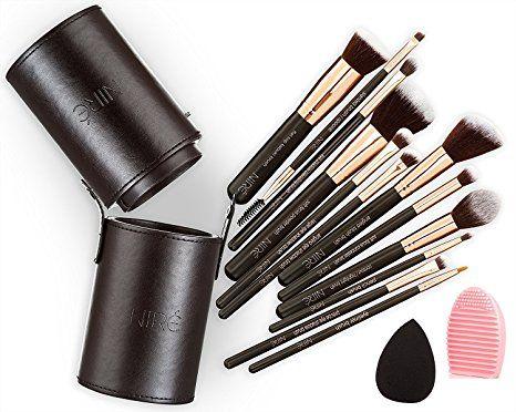 Uk Beauty Products Nire Beauty Makeup Brush Set 12 Essential