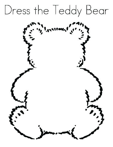 Preschool Worksheets Best Coloring Pages For Kids Teddy Bear Coloring Pages Bear Coloring Pages Teddy Bear Picnic