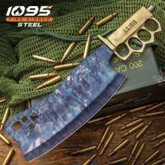 All Gave Some Fixed Blade Knife And Hat Set Free Shipping Trench Knife Knife Trench