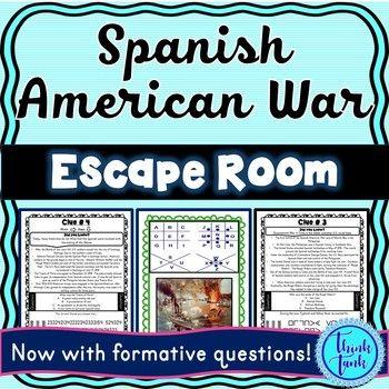 18+ Spanish american war worksheet Live