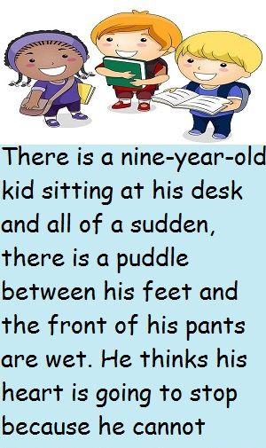 The Wet Pants Funny Relationship Jokes Short Jokes Funny Mom Jokes