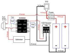 Pwm Box Mod Wiring Diagram | Box mod vape diy, Vape mods box, Vape diyPinterest
