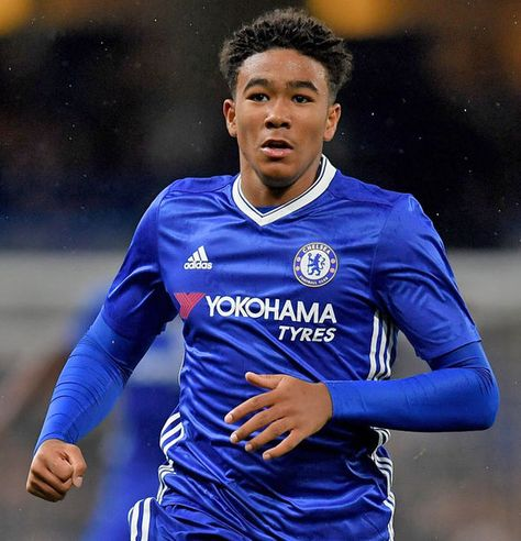 Transfer News: Chelsea full-back, Reece James joins Wigan Athletic