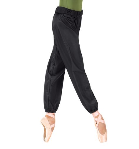 133d4840df60 Womens Microtech Warm-up Dance Pants